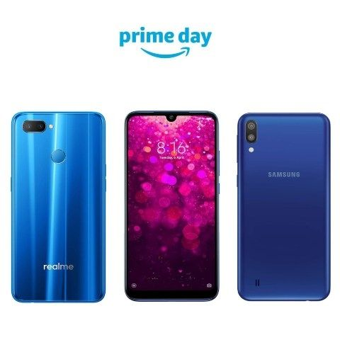 8096db299cf602 Amazon Prime Day 2019: Top five discounted smartphones less than Rs 10,000