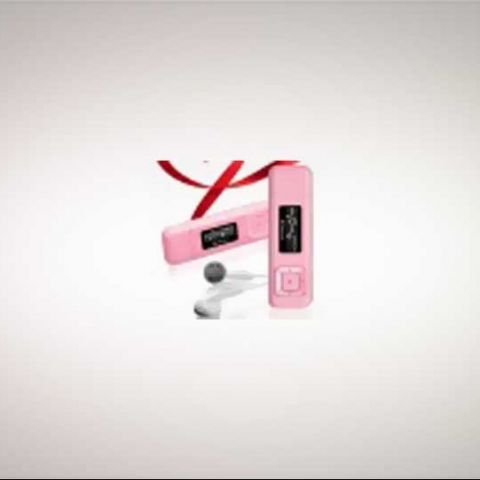 Transcend launches hot-pink music player - MP330 - with FLAC and WAV support