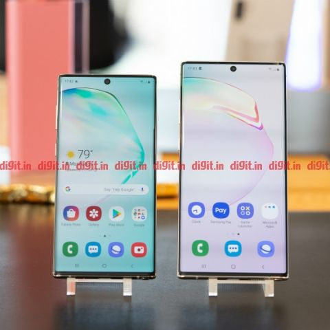 Samsung Galaxy Note10, Note10+ launched with 5G-ready Exynos 9825