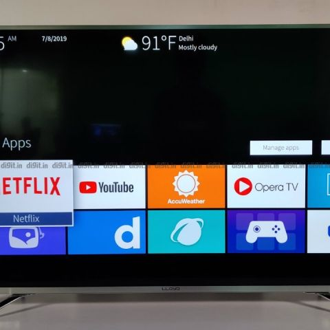 Lloyd 55 Inches 4k Ultra Hd Led Smart Tv L55u1x0iv Review