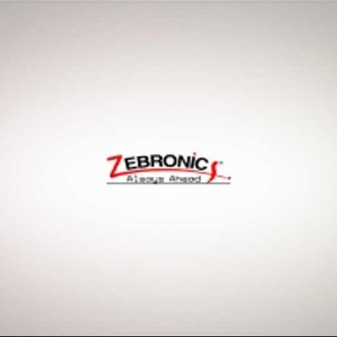 Zebronics launches the Zebmate Cinema 4.3 Portable, a touchscreen PMP
