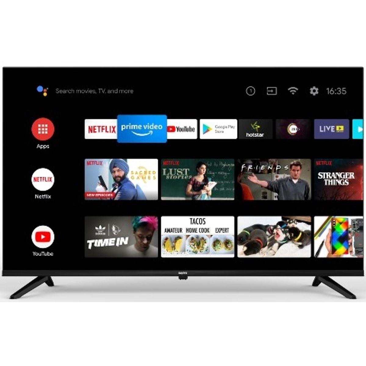 Panasonic's online brand Sanyo launches new Kaizen TV series