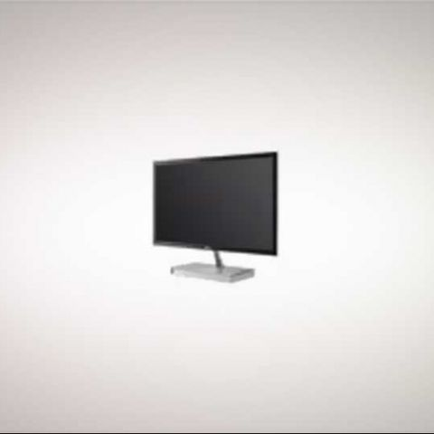 LG makes world's slimmest LED monitor with the 7.3mm thick E90