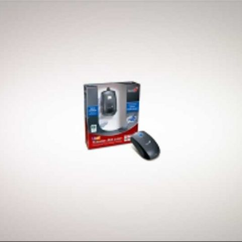 World's first 4D mouse - Genius's Traveler 355 Laser - revolutionizes web browsing