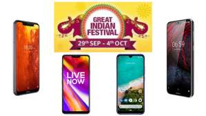 Amazon Great Indian Festival Sale: Last Day best smartphone deals