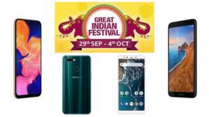 Top 5 budget smartphone deals during Amazon Great Indian Festival Sale 2019