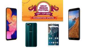 Amazon Great Indian Festival 2019 Celebration Special sale to take place from October 13-17