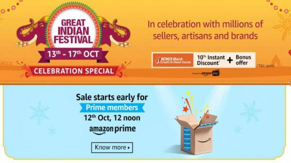 Amazon Great Indian Sale Prime Day Deals on smartphones you should...