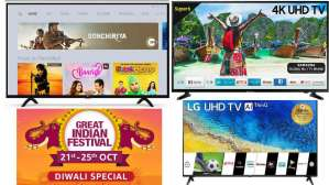 5 TV deals to check out on Amazon during the Amazon Great Indian Festival Diwali Special Sale