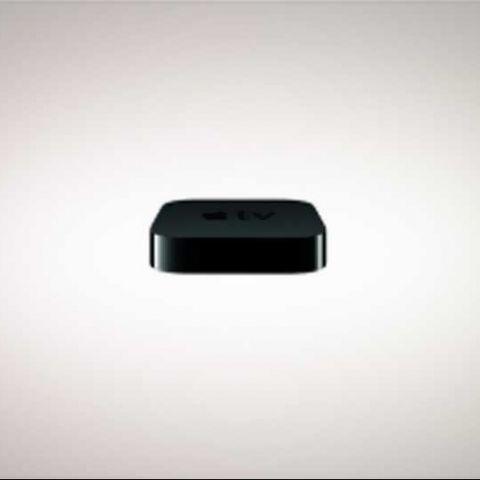 Apple announces the new Apple TV