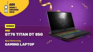 MSI GT76 TITAN DT 9SG