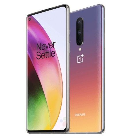 """OnePlus 8 leaked in three colour variants, reveals a unique """"Interstellar Glow"""" option"""