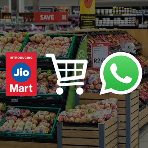 Reliance launches JioMart in more than 200 towns across India