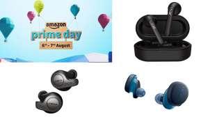 Amazon Prime Day Sale: Best truly wireless earphones deals