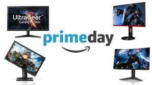 Best deals on 144hz Gaming Monitors during Amazon Prime Day sale