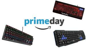 Best deals on budget Gaming Keyboards during Amazon Prime Day sale