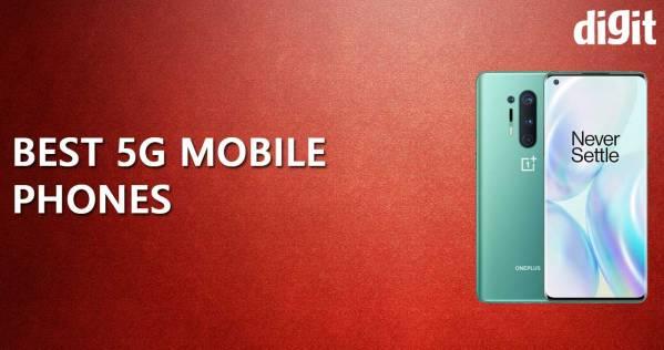 ಇವೇ ನೋಡಿ ಹೊಸ ಮತ್ತು ಮುಂಬರಲಿರುವ 5G ಸ್ಮಾರ್ಟ್ಫೋನ್ಗಳು