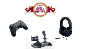 Amazon Great Indian Festival sale: Top deals on gaming accessories
