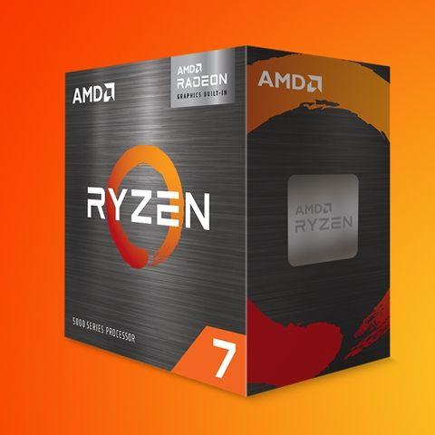 AMD Ryzen 7 5700G Desktop Processor Review: Supercharged APU