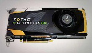 ZOTAC GeForce GTX 680
