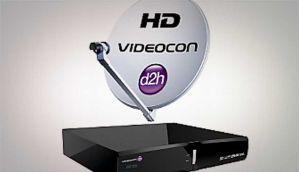 Videocon d2h HD-DVR
