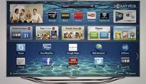 Samsung Series 8 (UA55ES8000RLXL) Smart TV