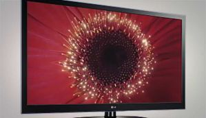LG 42LW6500 Cinema 3D TV