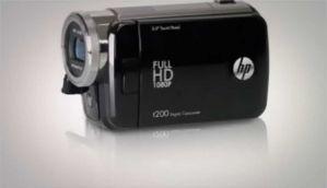 एचपी t200 - A budget-friendly HD digital camcorder