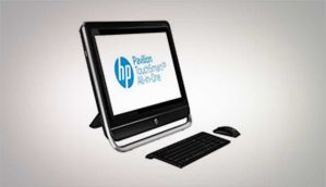 HP Pavilion TouchSmart 23-f201in