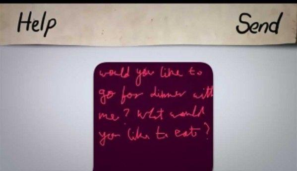 Handwritten Message [App]