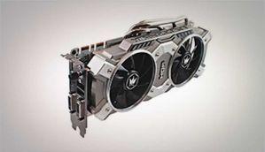 गैलेक्सी GTX 780 Ti HOF