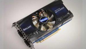 Galaxy GTX 560