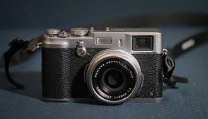 ഫുജിഫിലിം X100s