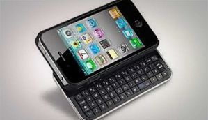 Envent ET-IP4CKB003 iPhone 4-4S Bluetooth Slider Keyboard