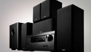 Denon DHT-1311XP home theater - Excellent bang, for that home theater buck