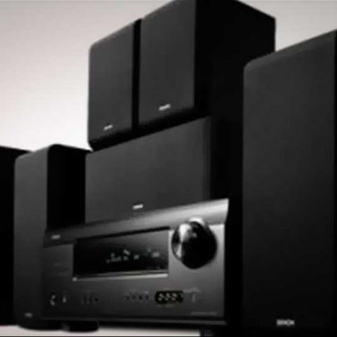 Denon DHT-1311XP home theater - Excellent bang, for that home