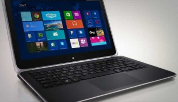 Dell XPS 12 Convertible Ultrabook