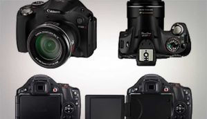Canon SX30 IS - an ultra zoom for all seasons