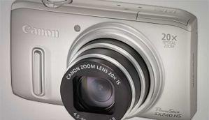 Canon Powershot SX240HS