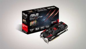 ASUS R9 280X Direct Cooling Top Edition 3GB