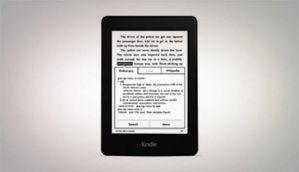 అమెజాన్ Kindle PaperWhite 2013