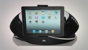 JBL OnBeat Xtreme iPod dock