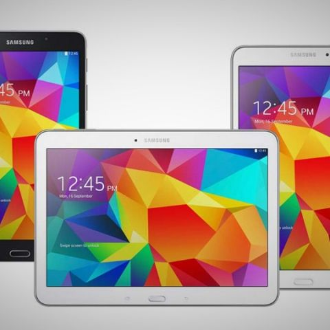 Images of Samsung Galaxy Tab 4 10.1 leaked