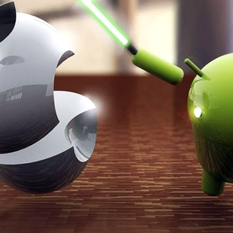 Android overtakes iOS in the Tablet Wars