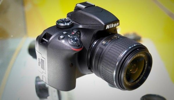CES 2014: Nikon D3300 entry-level DSLR camera unveiled