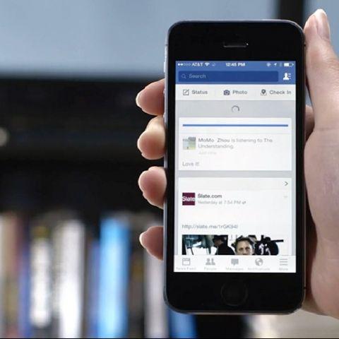 Facebook introduces Shazam-like music, TV shows