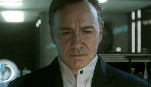 Call of Duty: Advanced Warfare announced, stars Kevin Spacey