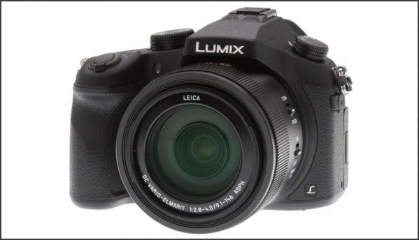Panasonic Lumix FZ1000 is a superzoom camera with 4K recording