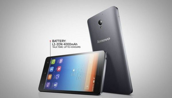 Lenovo S860, 5.3-inch quad-core smartphone launched at Rs. 21,499