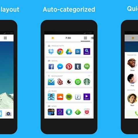 Yahoo Aviate launcher is now available for free